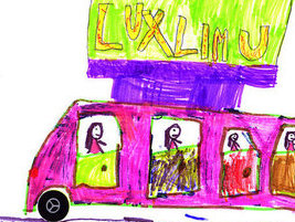 Make your child's birthday memorable with party limousine !