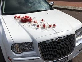 Limousine for wedding for 3 hours